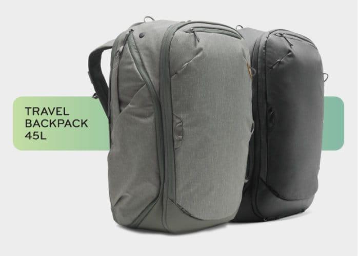 Peak Design Travel Backpack And Organiser