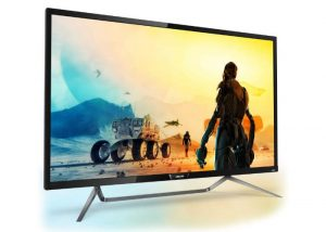 Philips Momentum DisplayHDR 1000 43 inch Monitor Now Available For $999
