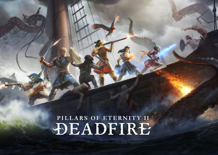 Pillars of Eternity 2 Beast of Winter DLC