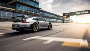 Porsche 911 GT2 RS Takes Track Record At The Bend (Video)