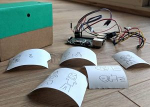 Raspberry Pi Instant Camera Transforms Your Photos Into Cartoons