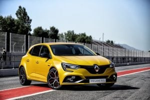 Renault Megane RS Trophy Comes With 300 Horsepower