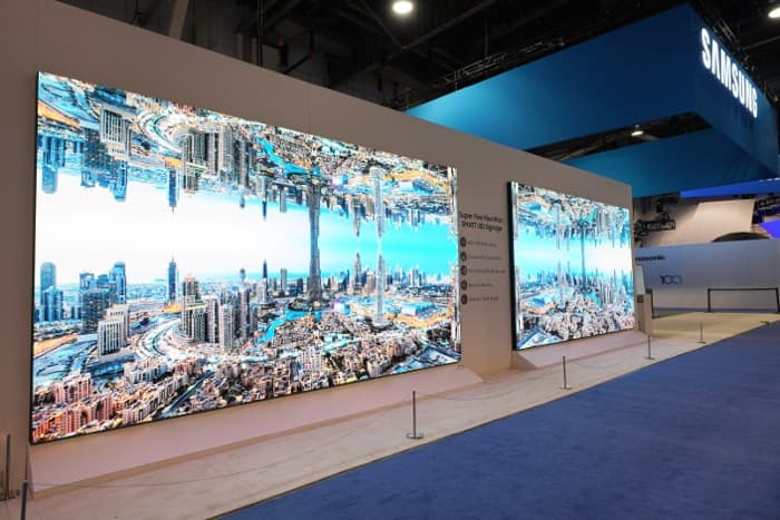 Samsung The Wall MicroLED TV Is Headed To Your Home