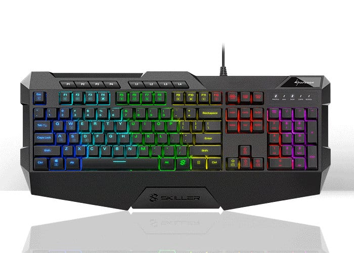 Sharkoon Killer SGK4 RGB Gaming Keyboard