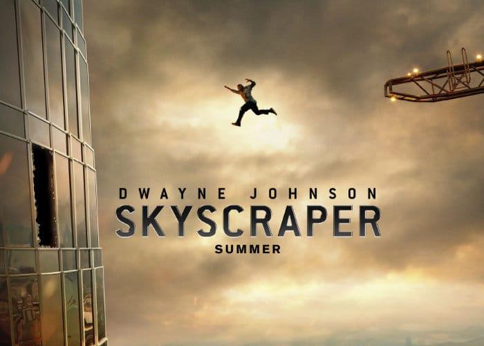 Skyscraper 2018 Movie