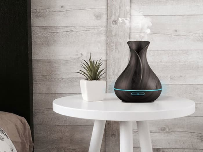 Smart Alexa-Compatible Ultrasonic Aromatherapy Diffuser