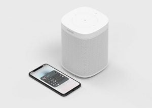 Sonos Speakers Receive Airplay 2 Support