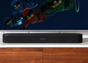 Sonos Beam Compact Smart Soundbar Now Available For $399