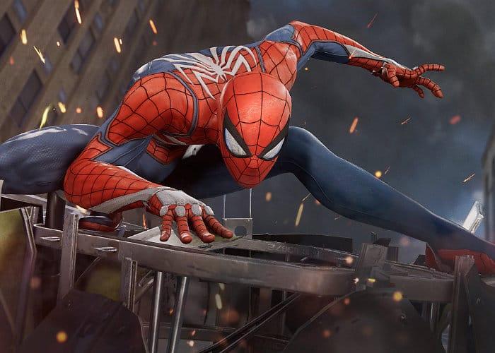 Spider-Man 2018 Game