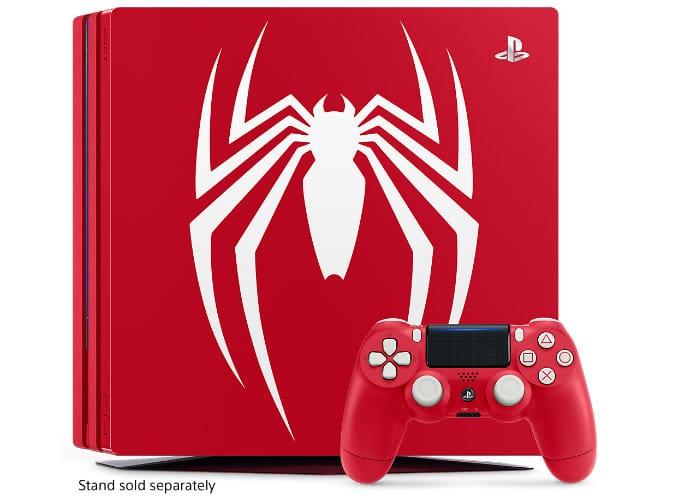 Spider-Man 2018 PS4 Bundle
