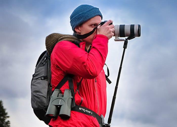 Steadify Wearable Camera Stabiliser