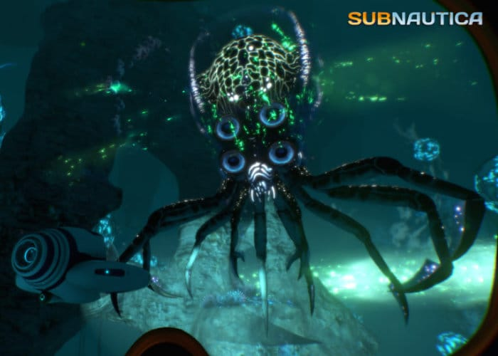 Subnautica Underwater Survival Game