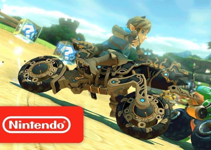 Switch Mario Kart 8 Deluxe Update