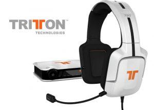 Mad Catz Sells TRITTON Gaming Audio Brand
