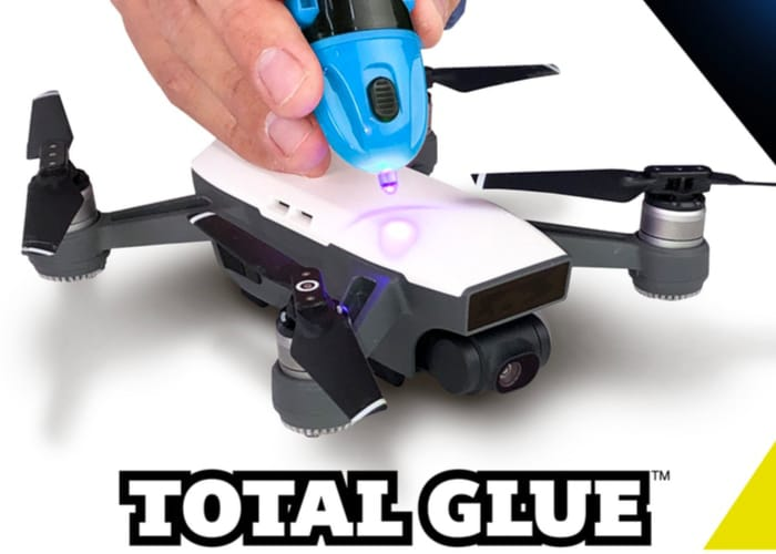 Total Glue Super Fast Drying Light Curing Adhesive