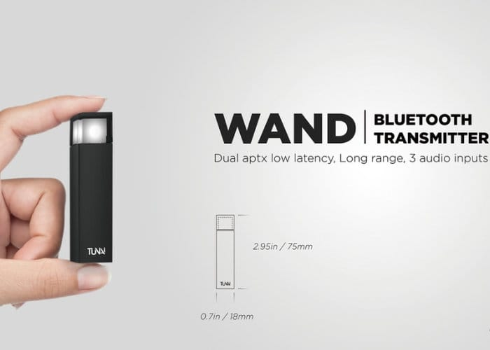 Tunai Wand Bluetooth Transmitter