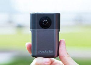 Wunder360 3D Scanning And Smart 360 Camera $129