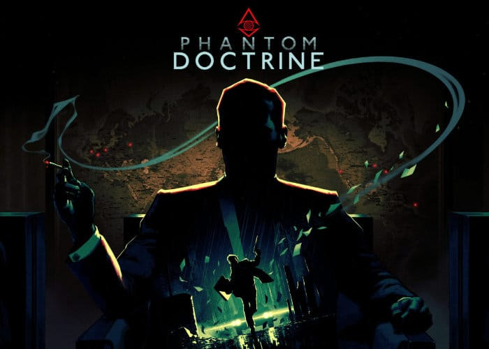 XCOM Style Phantom Doctrine Spy Game