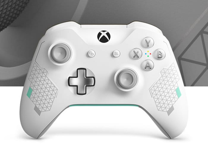 Xbox One Sport White Special Edition Controller