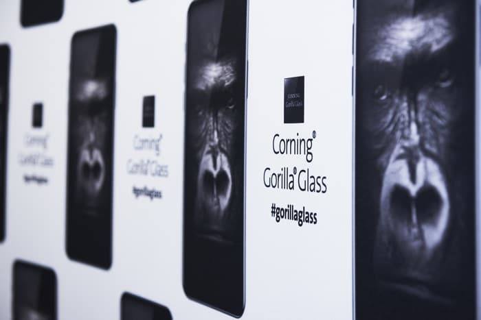 Corning Gorilla Glass DX+