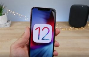 Apple Releases iOS 12 Public Beta 3