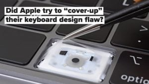 Here Is How Apple Fixed Their MacBook Pro Keyboard (Video)