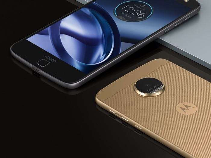 Verizon Moto Z Play