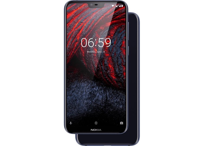 We have been hearing rumors about the global version of the Nokia X6, the handset has launched as the Nokia 6.1 Plus.