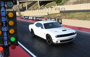 Dodge Challenger R/T Scat Pack 1320 Hits the Starting Line