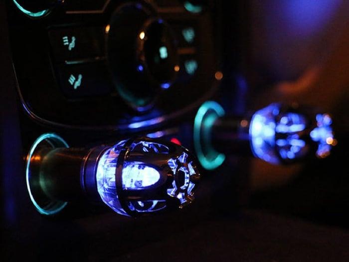 Crystal Aura Car Air Purifier