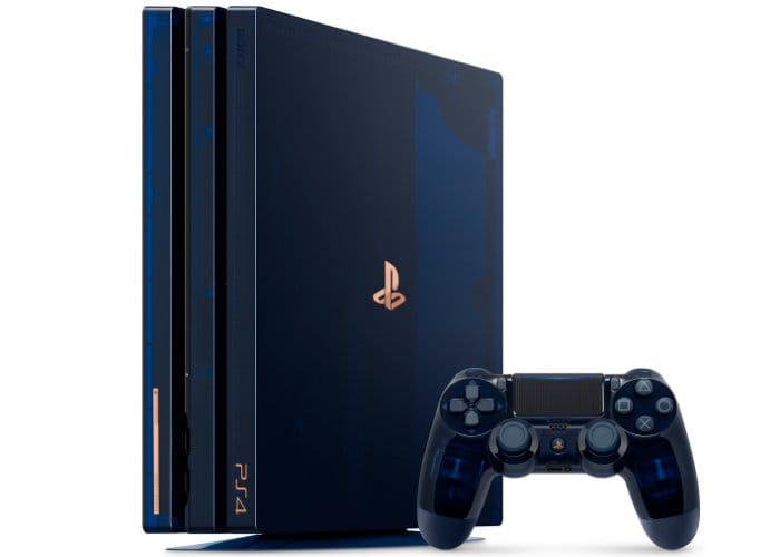 500 PS4 Pro