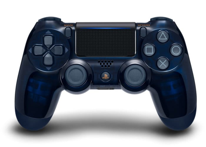 500 Million Limited Edition PS4 Pro Controller