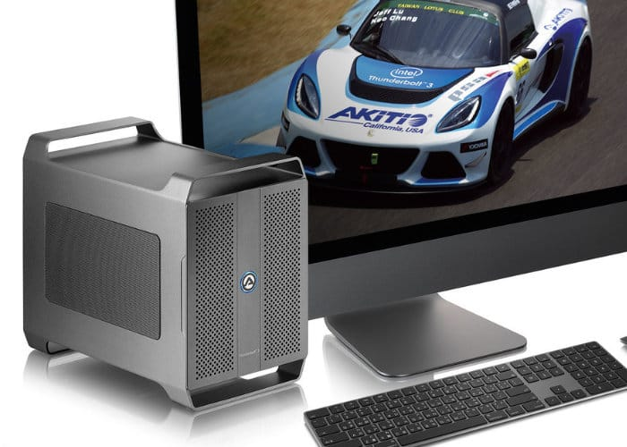 AKiTiO Node Duo External Graphics Enclosure
