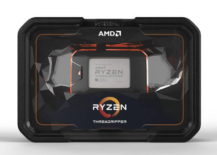 AMD Threadripper 2