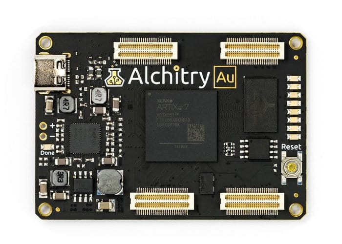 Alchitry FPGA Development Boards For Hobbyists