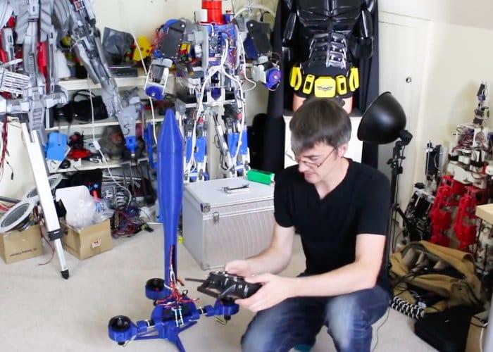 Unique DIY Arduino Powered Fan Rocket Project