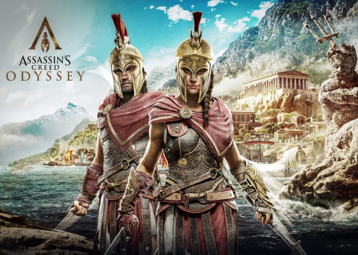 Assassin S Creed Odyssey 11 Minute Gameplay Trailer Geeky Gadgets