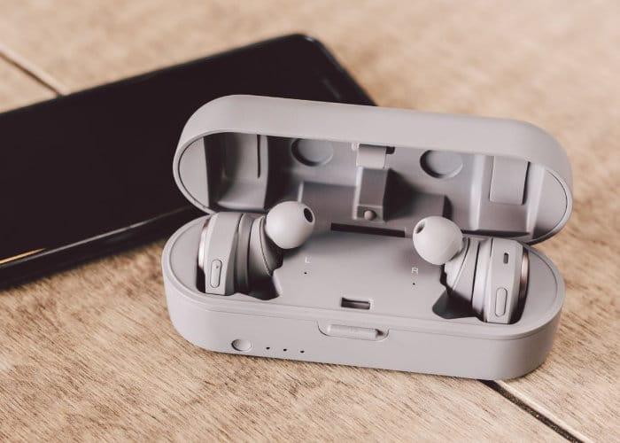 Audio Technica First True Wireless Earbuds