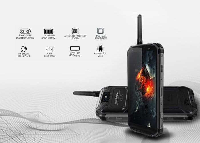 Blackview Uncrackable Smartphone