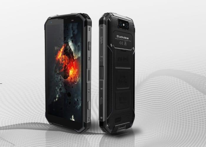 Blackview Uncrackable Rugged Smartphone Raises Over $450,000