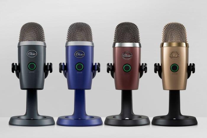 Blue Yeti Nano Desktop Microphone