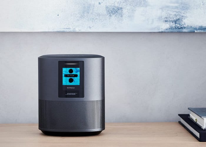 Bose Home Speaker 500 Smart Speaker Unveiled For $400