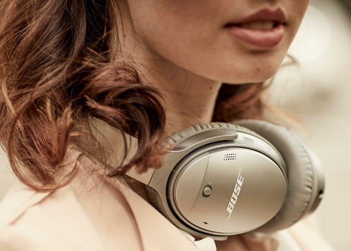 Bose QC35 II Wireless Headphones Receive Amazon Alexa