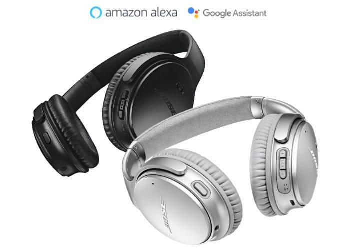 Bose QC35 II Wireless Headphones Receive Amazon Alexa Support
