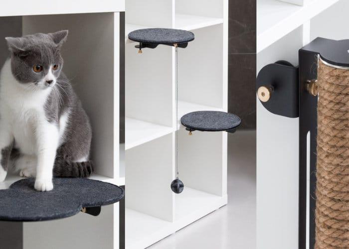 CATSSUP Modular Cat Playground