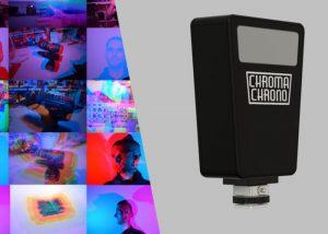 Chroma Chrono Multi Colour Programmable Camera Flash