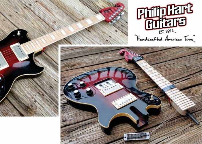Custom Portable Collapsible Guitars