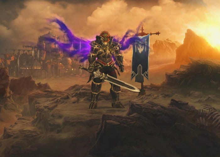 Diablo III Nintendo Switch Launch Date.