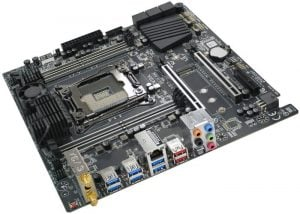 EVGA X299 Micro ATX 2 Motherboard Offers Compact Performance