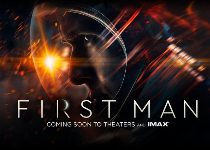 First Man Film Stars Ryan Gosling As Neil Armstrong